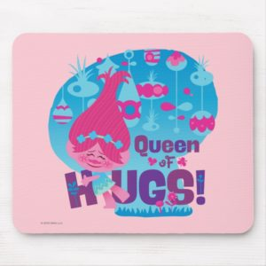 Trolls | Poppy - Queen of Hugs! Mouse Pad