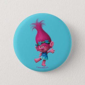 Trolls   Poppy - Queen Poppy Button
