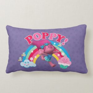 Trolls | Poppy - Yippee Lumbar Pillow