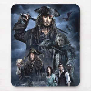 Troubled Waters, Troubled Souls Mouse Pad