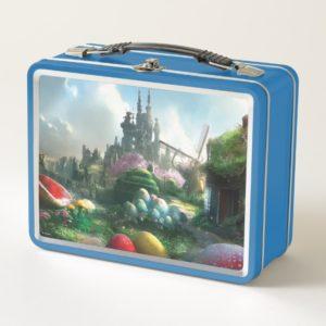 Underland Metal Lunch Box