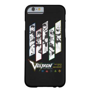 Voltron | Classic Pilots Halftone Panels Case-Mate iPhone Case