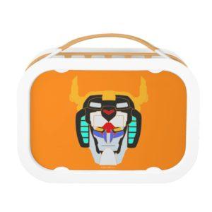 Voltron | Colored Voltron Head Graphic Lunch Box