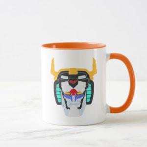 Voltron | Colored Voltron Head Graphic Mug