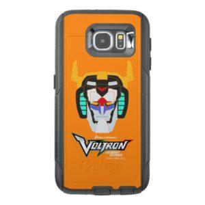 Voltron   Colored Voltron Head Graphic OtterBox Samsung Galaxy S6 Case