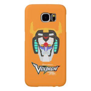 Voltron | Colored Voltron Head Graphic Samsung Galaxy S6 Case