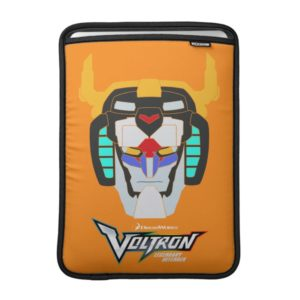 Voltron | Colored Voltron Head Graphic Sleeve For MacBook Air