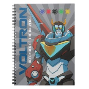 Voltron | Defender of the Universe Notebook