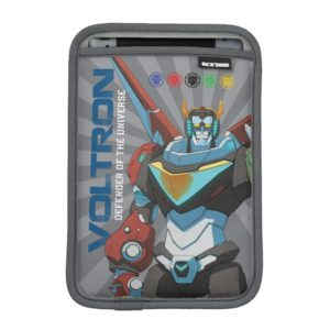 Voltron | Defender of the Universe Sleeve For iPad Mini