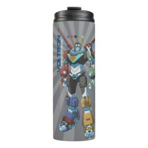 Voltron   Defender of the Universe Thermal Tumbler