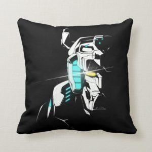 Voltron | Gleaming Eye Silhouette Throw Pillow