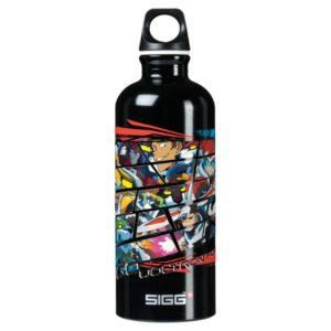 Voltron | Go Voltron Force Aluminum Water Bottle