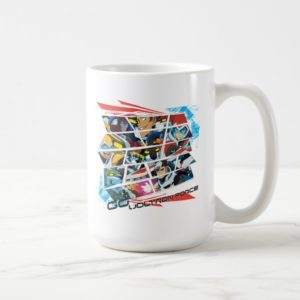 Voltron | Go Voltron Force Coffee Mug