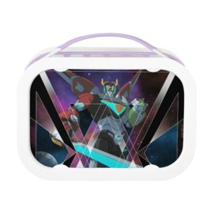 Voltron | Intergalactic Voltron Graphic Lunch Box