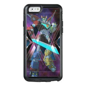 Voltron   Intergalactic Voltron Graphic OtterBox iPhone Case
