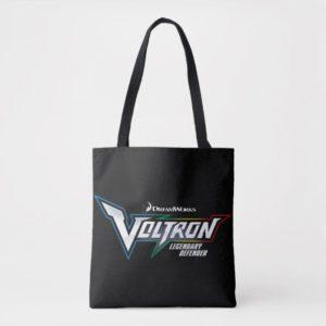 Voltron | Legendary Defender Logo Tote Bag