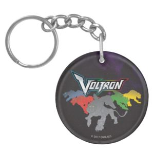 Voltron | Lions Charging Keychain