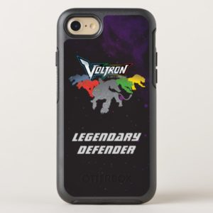 Voltron | Lions Charging OtterBox iPhone Case
