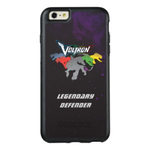 Voltron   Lions Charging OtterBox iPhone Case