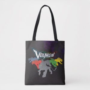 Voltron | Lions Charging Tote Bag