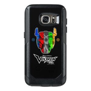 Voltron | Pilots In Voltron Head OtterBox Samsung Galaxy S7 Case