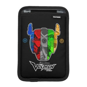Voltron | Pilots In Voltron Head Sleeve For iPad Mini