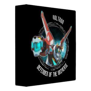 Voltron | Red Lion Plasma Beam 3 Ring Binder