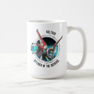 Voltron | Red Lion Plasma Beam Coffee Mug