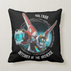 Voltron | Red Lion Plasma Beam Throw Pillow