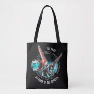 Voltron | Red Lion Plasma Beam Tote Bag