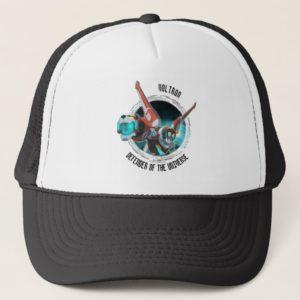Voltron | Red Lion Plasma Beam Trucker Hat