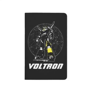 Voltron | Silhouette Over Map Journal