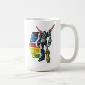 Voltron | Voltron And Pilots Graphic Coffee Mug