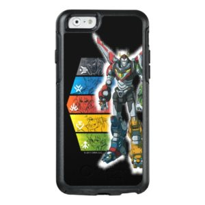 Voltron | Voltron And Pilots Graphic OtterBox iPhone Case
