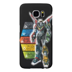 Voltron | Voltron And Pilots Graphic Samsung Galaxy S6 Case