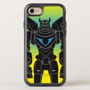 Voltron | Voltron Black Silhouette OtterBox iPhone Case