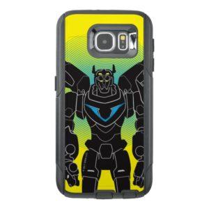 Voltron | Voltron Black Silhouette OtterBox Samsung Galaxy S6 Case