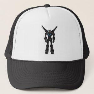 Voltron | Voltron Black Silhouette Trucker Hat