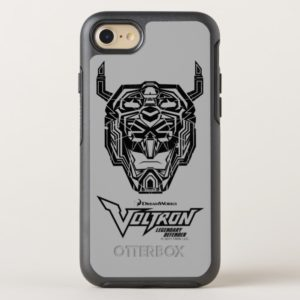 Voltron | Voltron Head Fractured Outline OtterBox iPhone Case