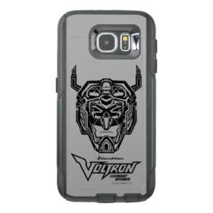 Voltron | Voltron Head Fractured Outline OtterBox Samsung Galaxy S6 Case