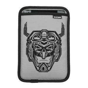 Voltron | Voltron Head Fractured Outline Sleeve For iPad Mini