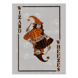 Weasleys' Card Back