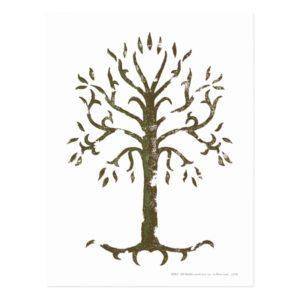 White Tree of Gondor Postcard