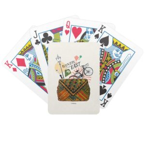 Winds in the East Bicycle Playing Cards