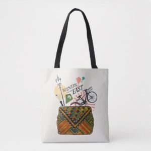 Winds in the East Tote Bag