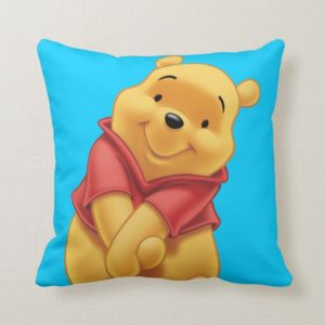 Winnie the Pooh 13 Throw Pillow