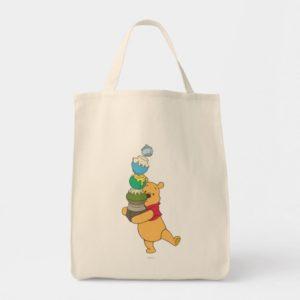 Winnie the Pooh 3 Tote Bag