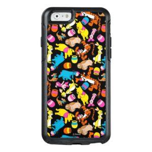 Winnie the Pooh | Bright Friends Pattern OtterBox iPhone Case