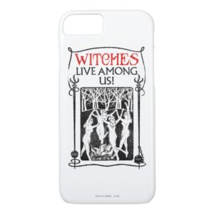Witches Live Among Us Case-Mate iPhone Case