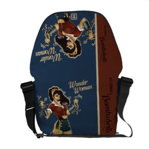 Wonder Woman Bombshell Messenger Bag